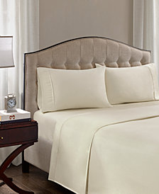 Madison Park 1500 Thread Count 2-PC King Cotton Blend Pillowcases