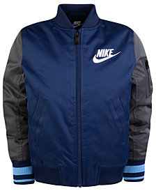 Nike Toddler Boys Varsity Bomber Jacket
