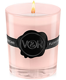 Viktor & Rolf Limited Edition Flowerbomb Scented Candle, 5.8-oz.
