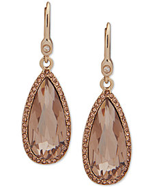 Ivanka Trump Stone Drop Earrings