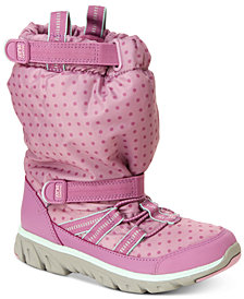 Stride Rite Toddler & Little Girls Made2Play Washable Sneaker Boots