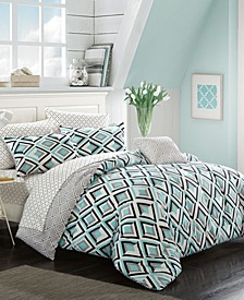 Urban Living Rebecca Bedding Set - Full