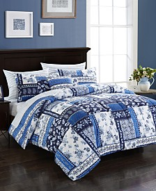 Urban Living Violet Bedding Set - Twin