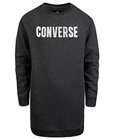 Converse Big Girls Sweater Dress