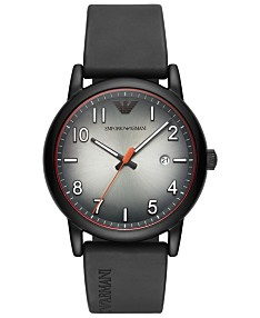 a28ea2a2bb Emporio Armani Watches at Macy's - Emporio Armani Watch - Macy's
