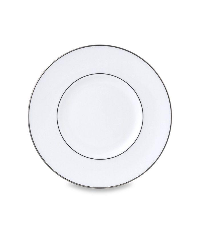 "Lenox - ""Continental Dining Platinum"" Microsafe™ Dessert Plate"