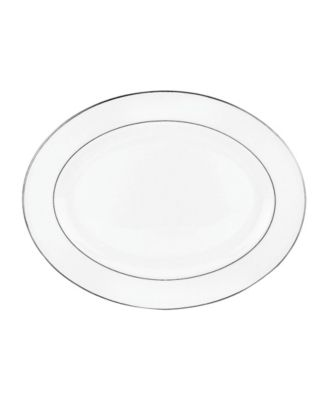 Continental Dining Platinum Oval Platter