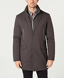 Tommy Hilfiger Men's Modern-Fit Robert Raincoat