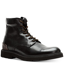 Frye Men's Terra Leather Lace-Up Boots