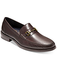 Cole Haan Men's Pinch Sanford Bit Leather Loafers