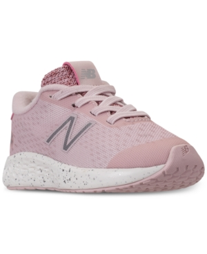 New Balance Toddler Girls'...