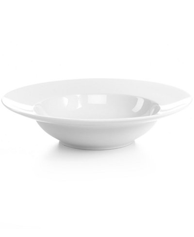 The Cellar Whitewall Individual Rim Soup Pasta Bowl Created For Macy S