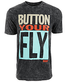 Levi's® Men's Button Your Fly T-Shirt