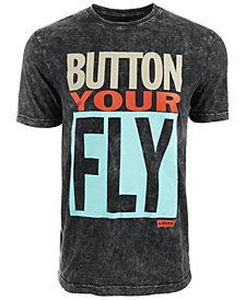 Levi's® Men's Button Your Fly T-Shirt