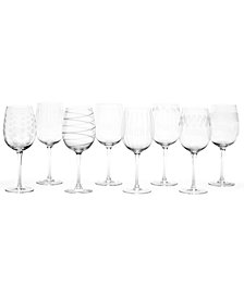 Mikasa Cheers Wine Glasses 8 Piece Value Set