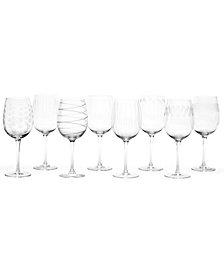 Mikasa Cheers Wine Glasses 8 Piece Value Set