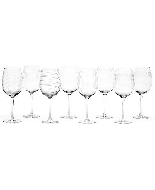 745d79d497ca Mikasa Cheers Wine Glasses 8 Piece Value Set   Reviews - Glassware ...