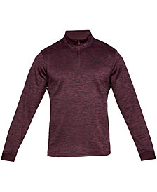 Under Armour Men's Armour Fleece Half-Zip Top