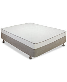 "Sleep Trends Ana 7"" Cushion Firm Mattress, Quick Ship, Mattress in a Box- Twin XL"