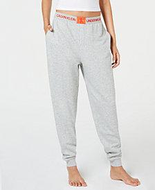 Calvin Klein Monogram Lounge Jogger Pants QS6031