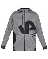 4582dce40 Under Armour Men's Armour Fleece Logo Zip Hoodie