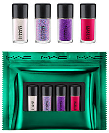 MAC 4-Pc. Shiny Pretty Things Party Favours Mini Glitter & Pigments Sets - Limited Edition, A $42 Value!