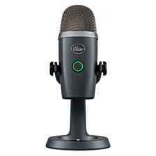 Blue Microphones Yeti Nano Shadow Gray Microphone