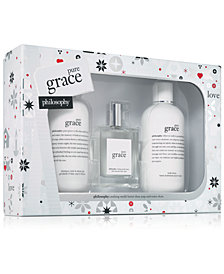 philosophy 3-Pc. Pure Grace Eau de Toilette Gift Set