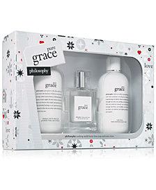 philosophy 3-Pc. Pure Grace Eau de Toilette Gift Set