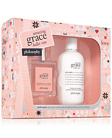 philosophy 2-Pc. Amazing Grace Ballet Rose Holiday Gift Set