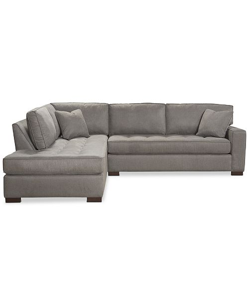 Incredible Closeout Dartford 114 2 Pc Fabric Sectional Created For Macys Pdpeps Interior Chair Design Pdpepsorg