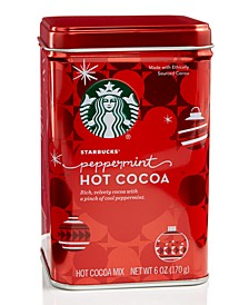Peppermint Cocoa Canister