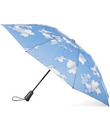 totes Automatic Reverse-Close InBrella Umbrella