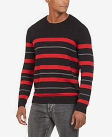 Kenneth Cole Men's Stripe Sweater