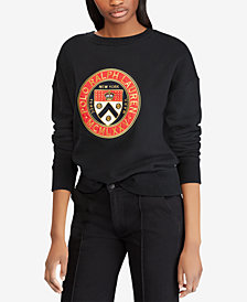 Polo Ralph Lauren Crest Fleece Pullover