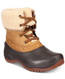 The North Face Women's Shellista Cuffed Winter Boots