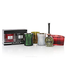 Woodwick Candle Holiday Collection