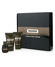 Receive a complimentary 3-pc. gift with any large spray from the Missoni Fragrance Collection