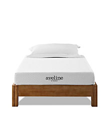 "Aveline 6"" Memory Foam Twin Mattress, Quick Ship"