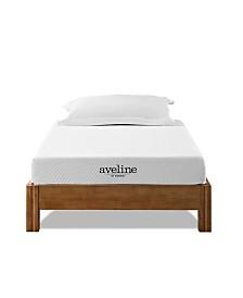 "Aveline 6"" Memory Foam Twin Mattress, Quick Ship"