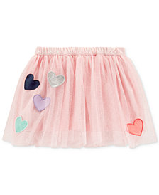 Carter's Toddler Girls Glitter-Tulle Tutu Skirt