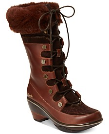 Jambu Women's Cruiser Encore Cold-Weather Boots
