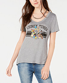 Modern Lux Juniors' Looney Tunes Graphic T-Shirt