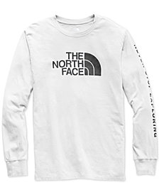 The North Face Men's Well Loved Half Dome Logo Graphic T-Shirt