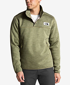 The North Face Men's Sherpa Patrol Pullover Sweatshirt