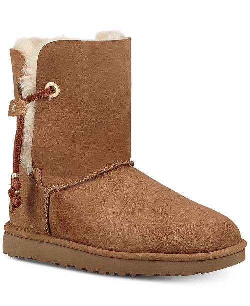 2aece67e462 UGG® Women's Maia Cold-Weather Boots & Reviews - Boots - Shoes ...