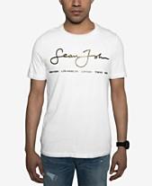 da395fc3fca7 Sean John Men s Signature Script T-Shirt