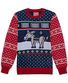 Tuqui Men's Holiday Sweater