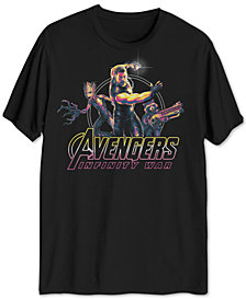Thor Avengers Men's Graphic T-Shirt