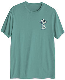 Snoopy Men's Graphic T-Shirt